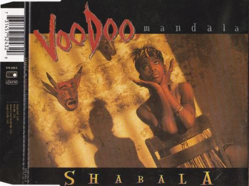 Shabala - Voodoo Mandala (1996) [FLAC] download