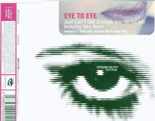 Eye To Eye feat. Taka Boom - Just Can't Get Enough (No No No No) (2001) (FLAC) download