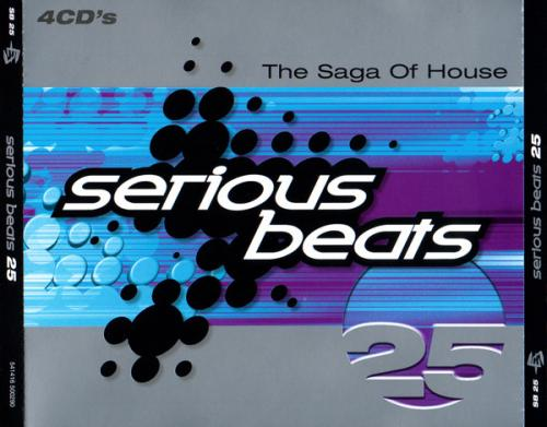 VA - Serious Beats 25 - The Saga Of House (1999) [FLAC] download