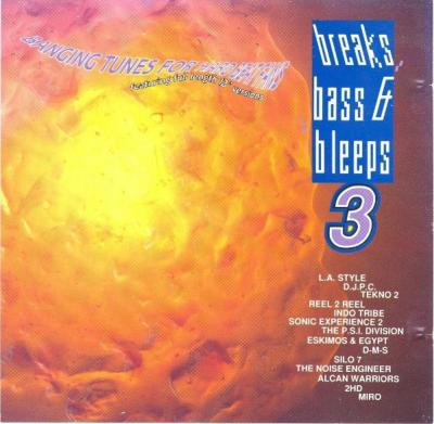 VA - Breaks, Bass & Bleeps 3 (1991) [FLAC]