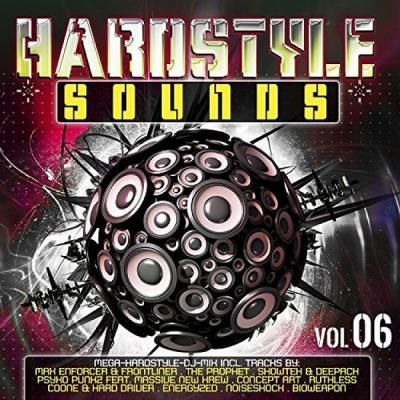 VA - Hardstyle Sounds Vol. 06 (2016) [FLAC]