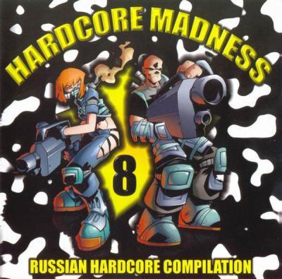 VA - Hardcore Madness 8 (2004) [FLAC]