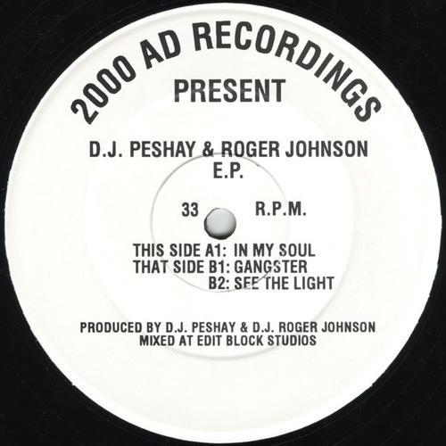 Peshay & Roger Johnson - D.j. Peshay & Roger Johnson E.p. (1993) [FLAC]