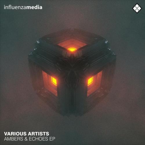 VA - Ambers & Echoes EP (2021) [FLAC]