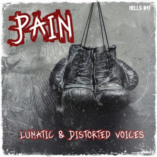 Lunatic & Distorted Voices - Pain (2020) [FLAC]