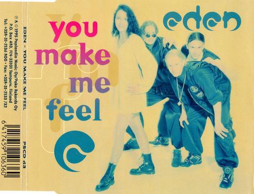 Eden - You Make Me Feel (1995) [FLAC]
