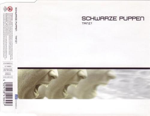 Schwarze Puppen - Tanz! (2002) [FLAC]