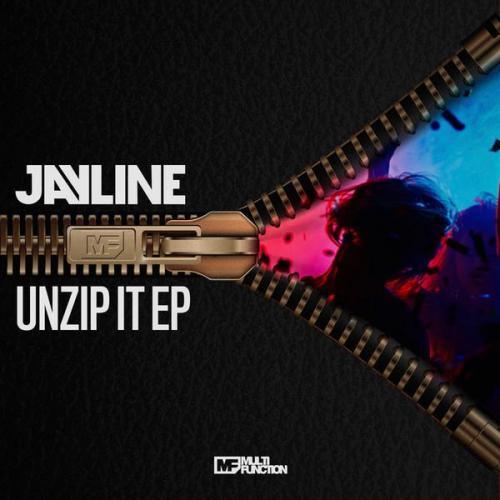Jayline - Unzip It EP (2017) [FLAC]
