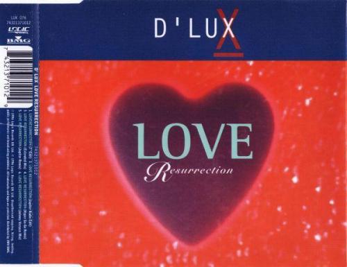 D'Lux - Love Resurrection (1996) [FLAC]