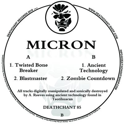 Micron - Untitled (2018) [FLAC]