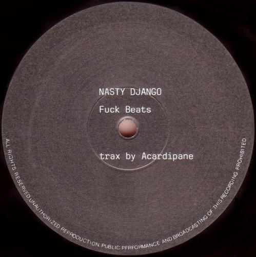 Nasty Django - Fuck Beats (1992) [FLAC]