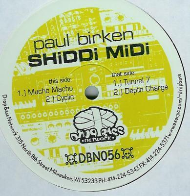 Paul Birken - SHiDDi MiDi [FLAC]