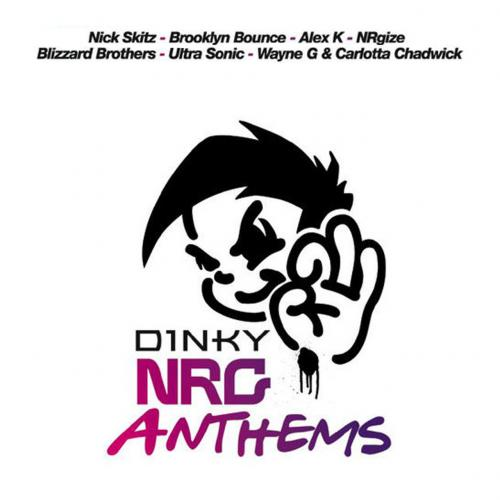 VA - Dinky NRG Anthems - 2008, FLAC