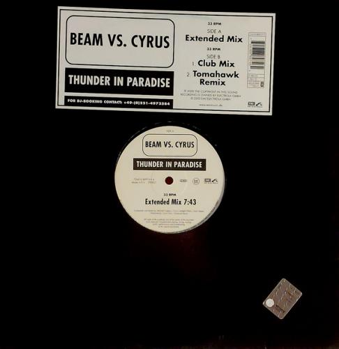 Beam Vs Cyrus - Thunder In Paradise (2000) [FLAC]