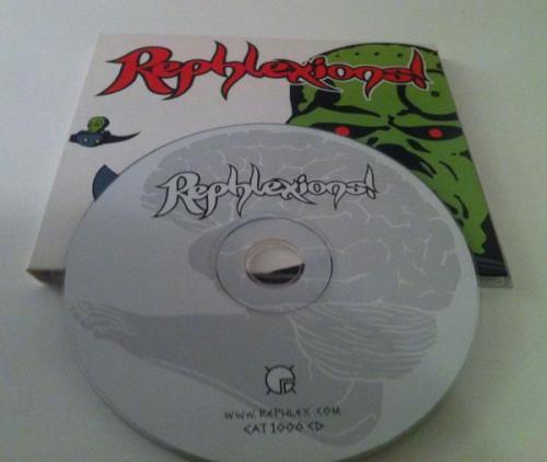Yee-King - Rephlexions! An Album Of Braindance! (2003) [FLAC]
