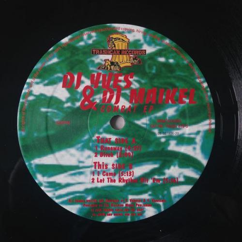 DJ Yves & DJ Maikel - Combat EP (1996) [FLAC]