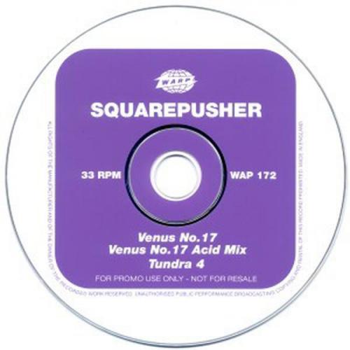 Squarepusher - Venus No.17 (2004) [FLAC]