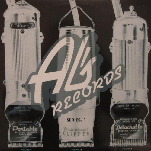 Alex Reece - Als Records: Series 1 (1997) [FLAC]