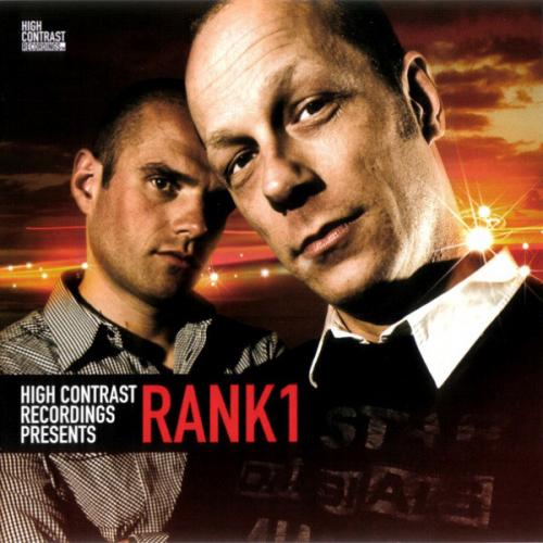 VA - High Contrast Recordings Presents Rank 1 (2008) [FLAC]