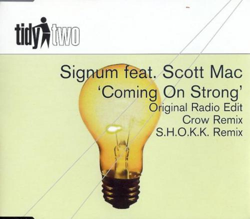 Signum & Scott Mac - Coming On Strong (2002) [FLAC]