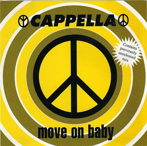 Cappella - Move On Baby (1994) [FLAC]