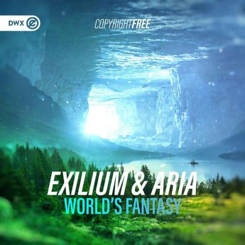 Exilium & Aria - Worlds Fantasy (2021) [FLAC]
