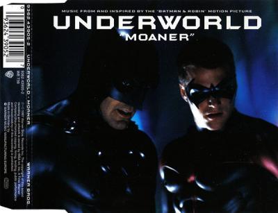 Underworld - Moaner (1997) [FLAC]