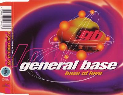 General Base - Base Of Love (1994) [FLAC]