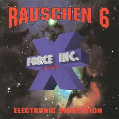 VA - Rauschen 6 (1994) [FLAC]