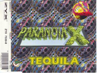 Paranoia X - Tequila (1994) [FLAC]