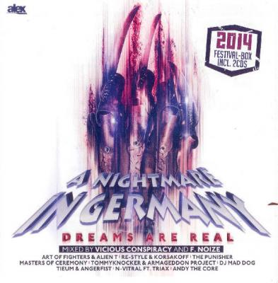 VA - A Nightmare In Germany - Dreams Are Real (2014) [FLAC]