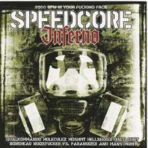 VA - Speedcore Inferno (2006) [FLAC]