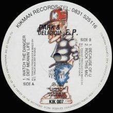 Bay-B-Kane - Dark & Delicious EP (1993) [FLAC]