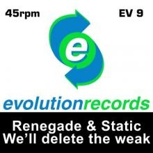 Renegade & Static - Well Delete The Weak (2015) [FLAC]