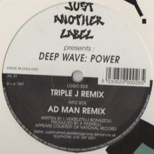 Deep Wave - Power (1997) [FLAC]