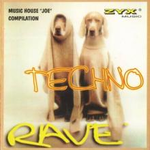 "VA - Techno Rave - Music House ""joe"" Compilation (1995) [FLAC]"