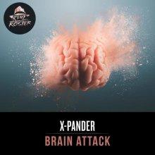 X-Pander - Brain Attack (Original Mix) (2020) [FLAC]