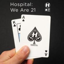 VA - Hospital: We Are 21 (2017) [FLAC]
