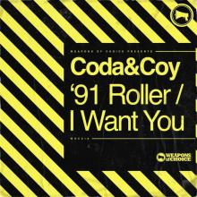 Coda & Coy - 91 Roller / I Want You (2020) [FLAC]