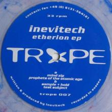 Inevitable Technology - Etherion EP (1994) [FLAC]