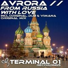 Avrora - From Russia With Love (2012) [FLAC]