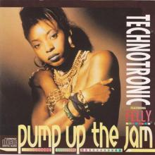 Technotronic & Felly - Pump Up The Jam (1989) [FLAC]