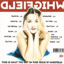 Whigfield - Whigfield (1995) [FLAC]