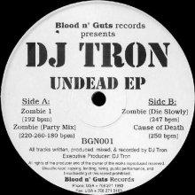 DJ Tron - Undead Ep (1996) [FLAC]