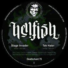 Hellfish - Stage Invader (2015) [FLAC]