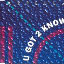 Cappella - U Got 2 Know (1993) [FLAC]