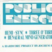 Public Energy - Hemi-Sync (1992) [FLAC]