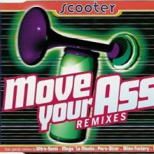 Scooter - Move Your Ass! (Remixes) (1995) [FLAC]