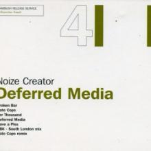 Noize Creator - Deferred Media (2002) [FLAC]