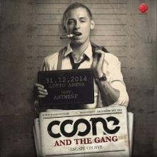 Coone & The Gang - Escape On NYE (2015) [FLAC]